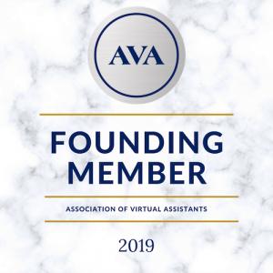 AVA Founding Member 2009